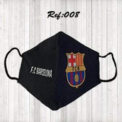Mascarilla F.C. Barcelona